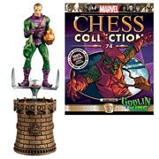 Marvel Goblin King Black King Chess Piece with Collector Magazine #74