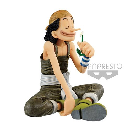 One Piece Usopp Banpresto World Colosseum 2 Vol. 1 Statue