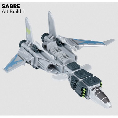 Forge Sabre XF-23 Interceptor Snap Ship