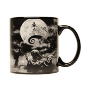 The Nightmare Before Christmas Black 20 oz. Jumbo Ceramic Mug