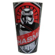 Star Wars: Episode VII - The Force Awakens Captain Phasma 16 oz. Full Wrap Pint Glass