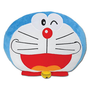 Doraemon Wink Smile Pillow