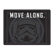 Star Wars Stormtrooper Move Along 24-Inch x 18-Inch Utility Mat