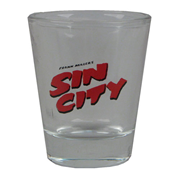 Sin City Shot Glass