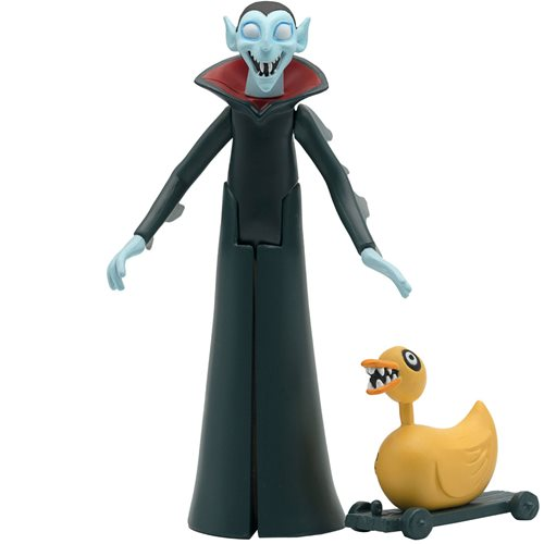Nightmare Before Christmas Vampire 3 3/4-Inch ReAction Figure
