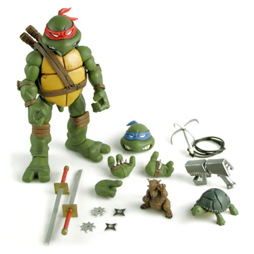 Teenage Mutant Ninja Turtles Leonardo 1:6 Scale Collectible Action Figure