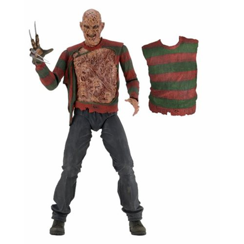Nightmare on Elm Street Dream Warriors Freddy 1:4 Scale Action Figure