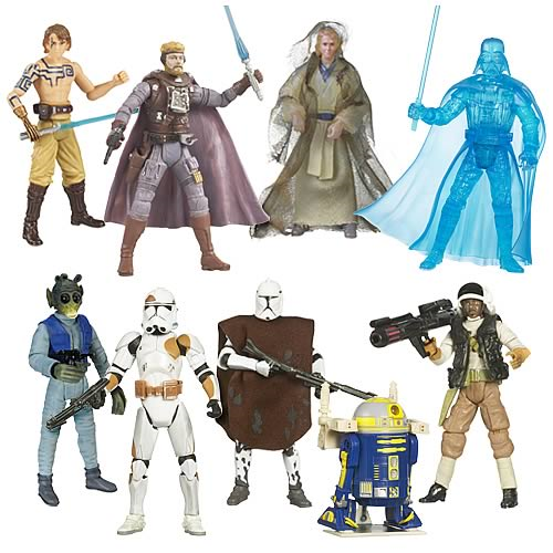 Star Wars 30th Anniversary Figures Wave 8 Revision 3