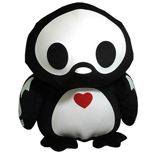 Skelanimals Pen (Penguin) Deluxe 8-Inch Plush