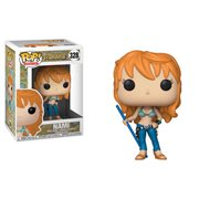 One Piece Nami Pop! Vinyl Figure #328, Not Mint