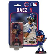 MLB Chicago Cubs Javier Baez 4-Inch Bobble Head