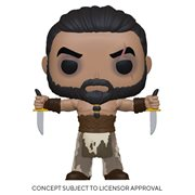 Game of Thrones Khal Drogo with Daggers Pop! Vinyl Figure