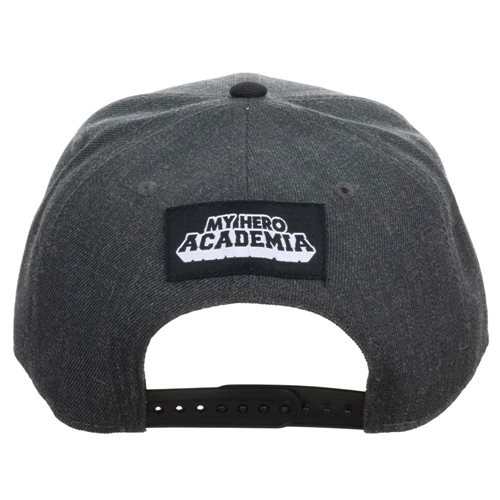 My Hero Academia Sublimated Patch Pre-Curved Snapback Hat