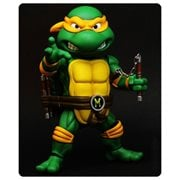 Teenage Mutant Ninja Turtles Michaelangelo Hybrid Metal Figuration Die-Cast Metal Action Figure