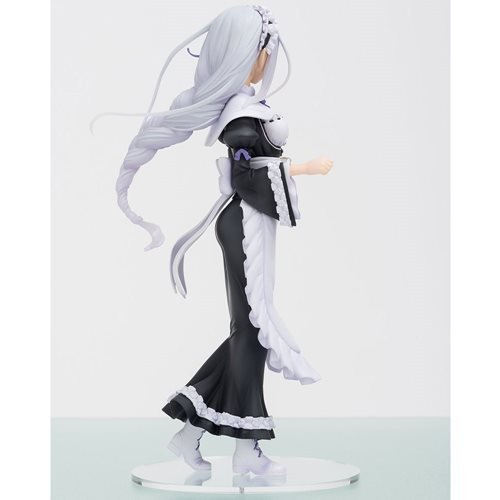 Re:Zero-Starting Life In Another World Emilia Rejoice That There Are Lady On Each Arm Ichiban Statue