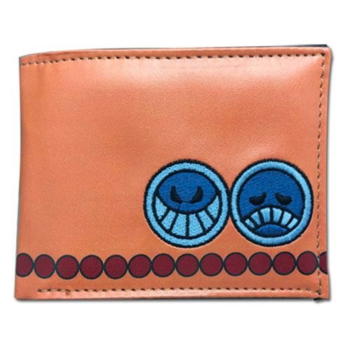 One Piece Ace Wallet