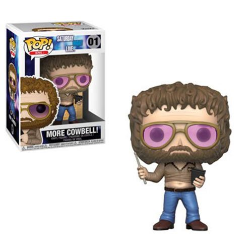 "Saturday Night Live Gene Frenkle ""More Cowbell"" Pop! Vinyl Figure"