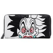 101 Dalmatians Cruella De Vil Zip-Around Wallet