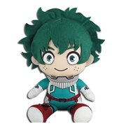 My Hero Academia Midoriya Sitting Pose 7-Inch Plush