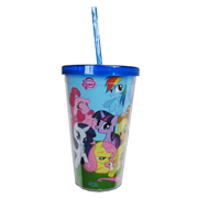 My Little Pony Friendship is Magic Plastic Travel Cup