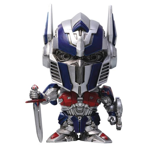 Transformers Last Knight Optimus Prime 4-Inch Mini-Figure