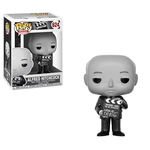 Alfred Hitchcock Pop! Vinyl Figure #624