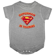 Superman in Training Onesie