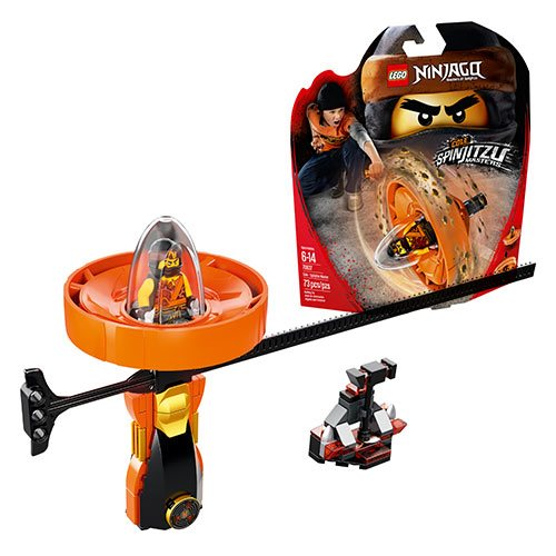LEGO Ninjago Movie 70637 Cole Spinjitzu Master