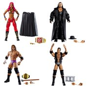 WWE Elite Collection WrestleMania 2019 Action Figure Case