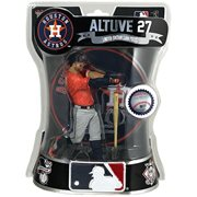 MLB Houston Astros Jose Altuve Limited Edition 6-Inch Action Figure