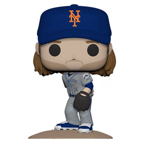 MLB New York Mets Noah Syndergaard New Jersey Pop! Vinyl Figure
