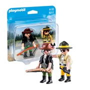 Playmobil 9217 Ranger and Hunter Action Figures