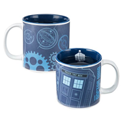 Doctor Who 20 oz. Heat-Reactive Ceramic Mug