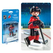Playmobil 9037 NHL New Jersey Devils Player Action Figure
