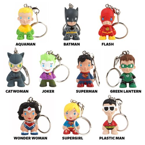 DC Universe Keychain Series KidRobot Superman
