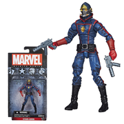 Marvel Infinite Series Star-Lord 3 3/4-Inch Figure, Not Mint