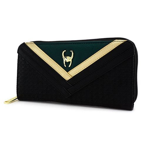 Loki Zip-Around Wallet