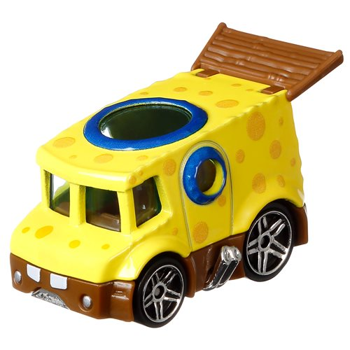 Hot Wheels Nickelodeon Character Car 2021 Mix 1 Case