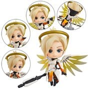 Overwatch Mercy Classic Skin Edition Nendoroid Action Figure