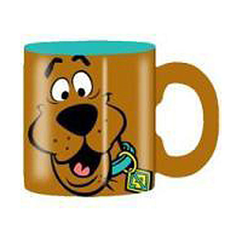 Scooby-Doo Scooby Brown Mug