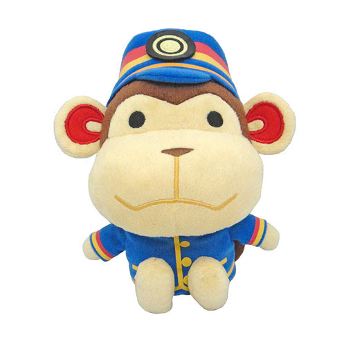 Animal Crossing Porter 7-Inch Plush
