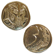 The Hobbit The Desolation of Smaug Coin 3