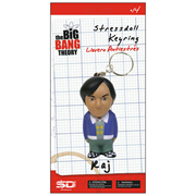 Big Bang Theory Rajesh Koothrappali Stress Toy Key Chain