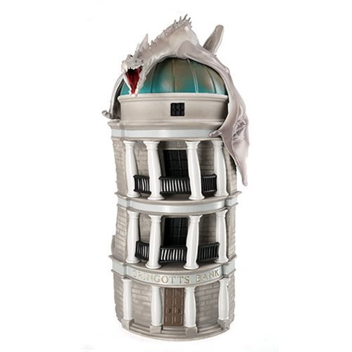 Harry Potter Gringotts Bank PVC Bank