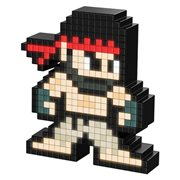 Pixel Pals Street Fighter V Hot Ryu Collectible Lighted Figure