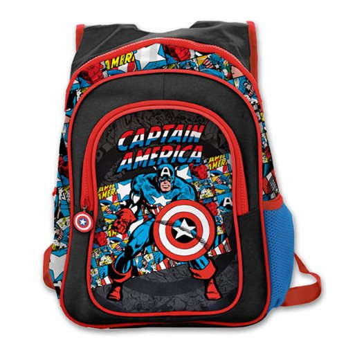 Marvel Comics Captain America Backpack