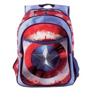 Marvel Comics Civil War Captain America Shield Backpack