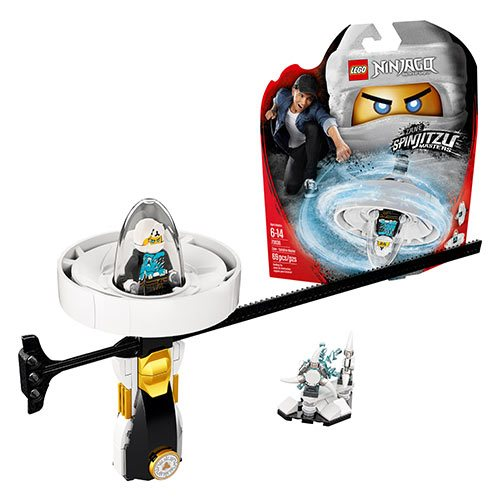 LEGO Ninjago Movie 70636 Zane Spinjitzu Master