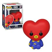 Line Friends BT21 Tata Pop! Vinyl Figure