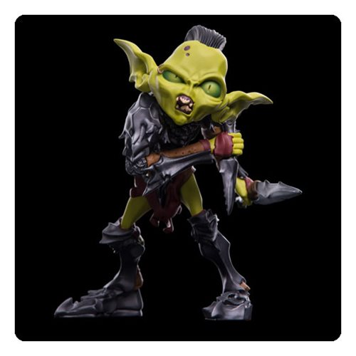 Lord of the Rings Moria Orc Mini Epics Vinyl Figure, Not Mint